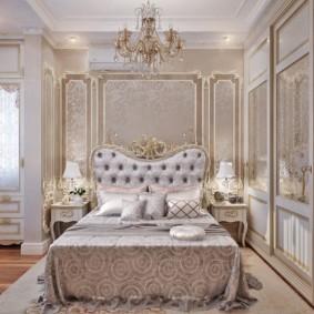vues de la chambre classique