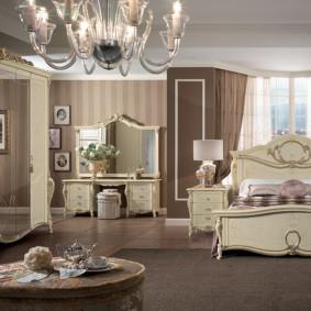 photo de types de chambre classique