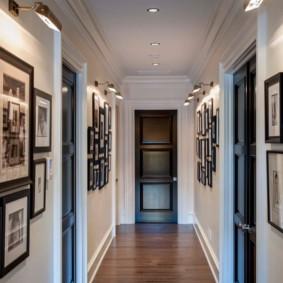 murs dans le décor photo couloir