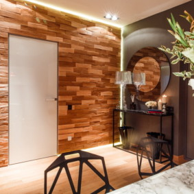 murs dans le couloir sortes d'idées