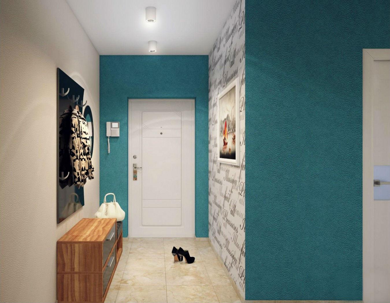 conception du couloir dans les idées intérieures de l'appartement