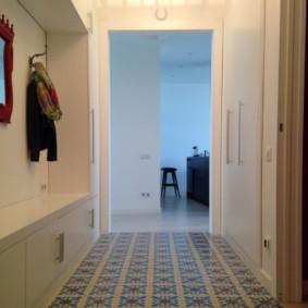 conception de sol dans les idées de conception de couloir