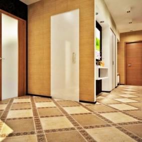 conception de sol dans les idées de couloir