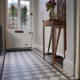 couloir étage design intérieur idées