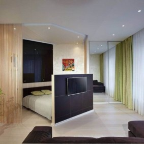 salon chambre design 16 m² options photo