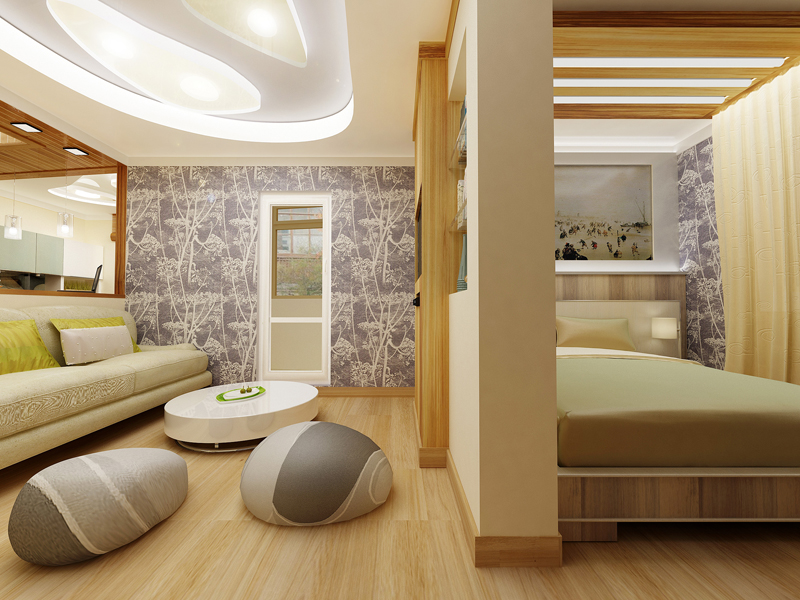 options de salon chambre design