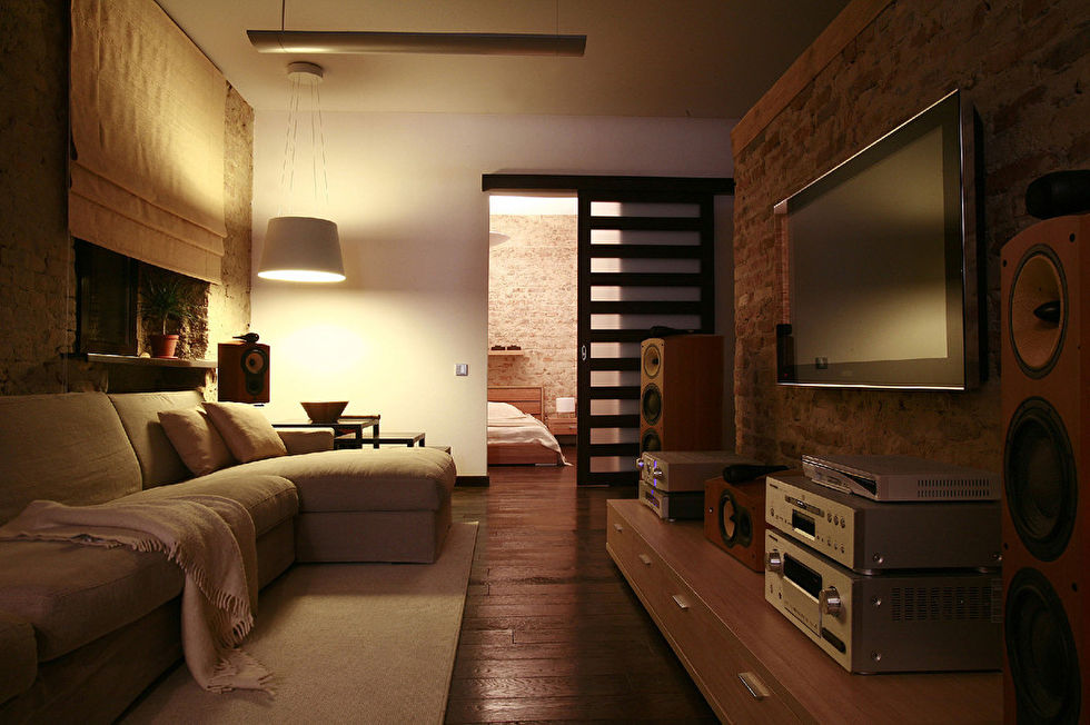 design chambre salon photo