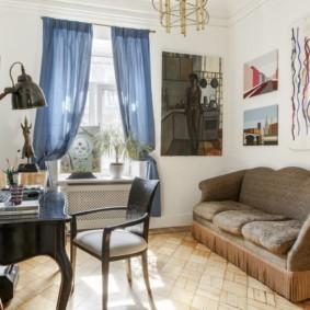 Chambre élégante pour un adolescent