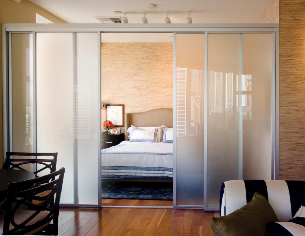 20 m² salon chambre photo design