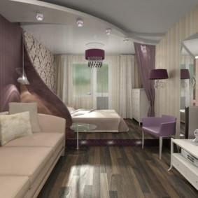 salon chambre 20 m² idées intérieur