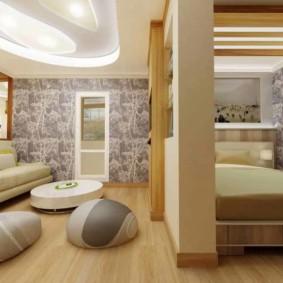 Salon de 20 m² Idées de chambres à coucher Vues