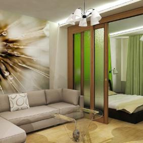 Salon photo de 20 m2