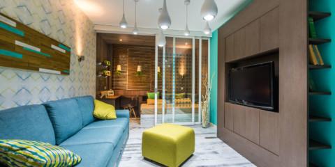 20 m² salon chambre photo décoration
