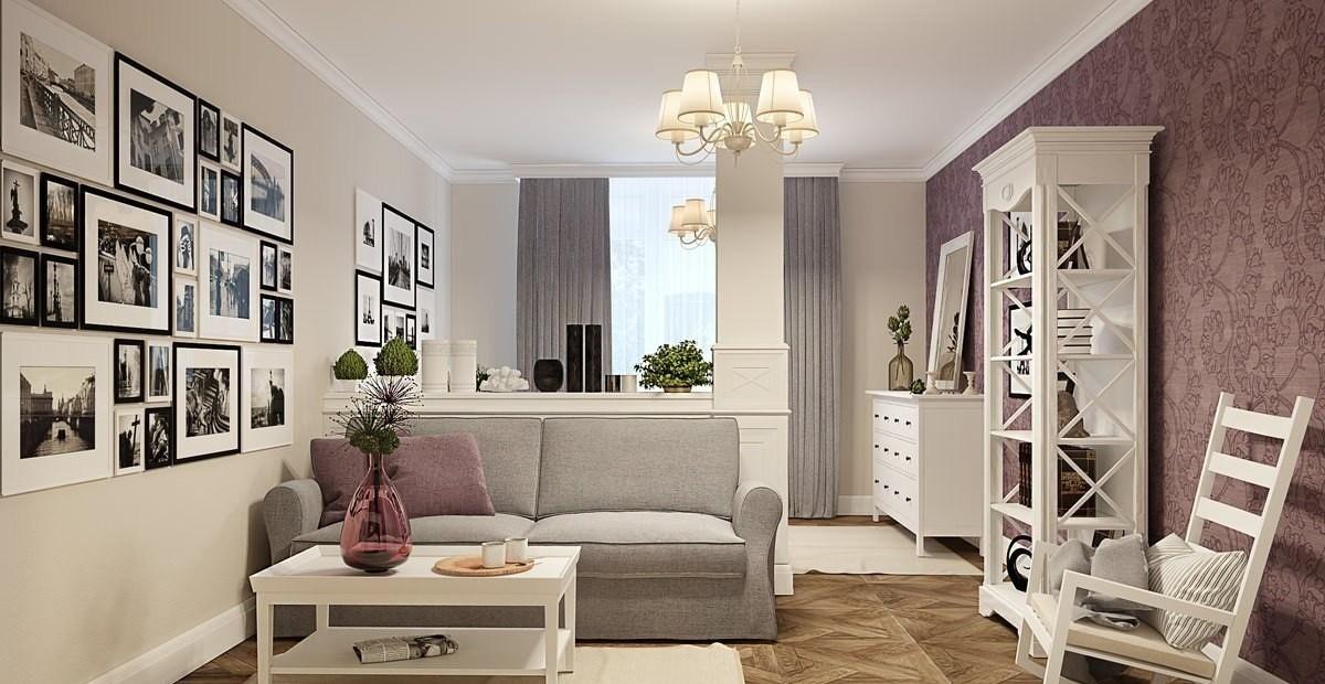 salon chambre de 20 m² photo espèces