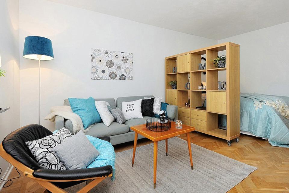 Idée déco chambre salon 20 m²