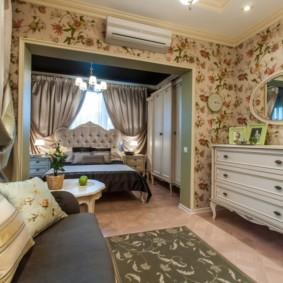20 m² salon chambre idées idées