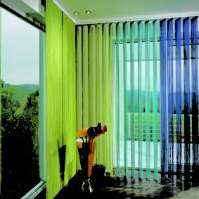 idées de conception de rideaux de cuisine