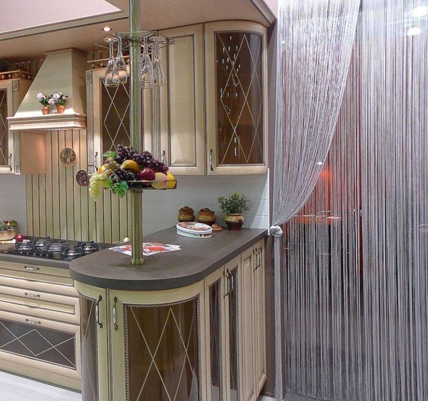 rideaux de cuisine idées d'options