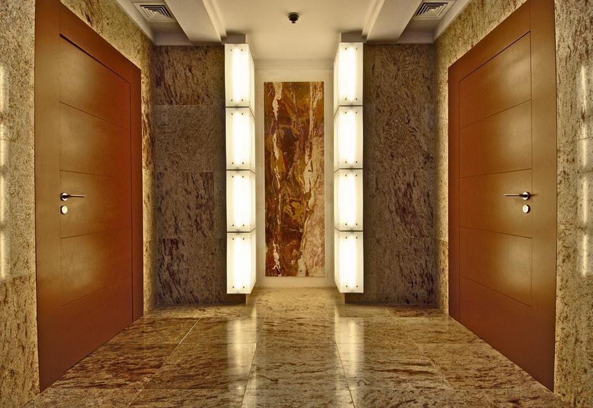 couloir de garniture en pierre