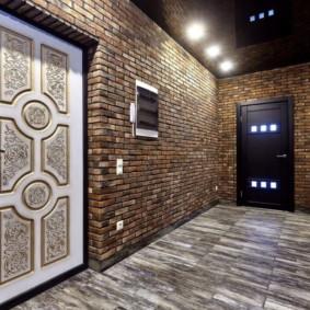 carreaux de sol dans les options d'idées de couloir