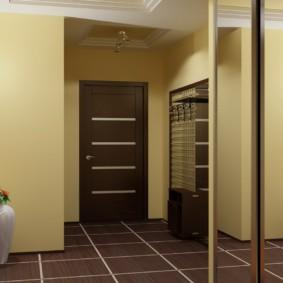 carreaux de sol dans le couloir sortes d'idées