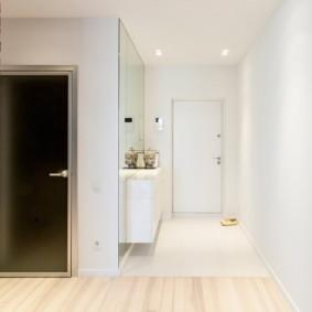 carreaux de sol dans le couloir idées photo
