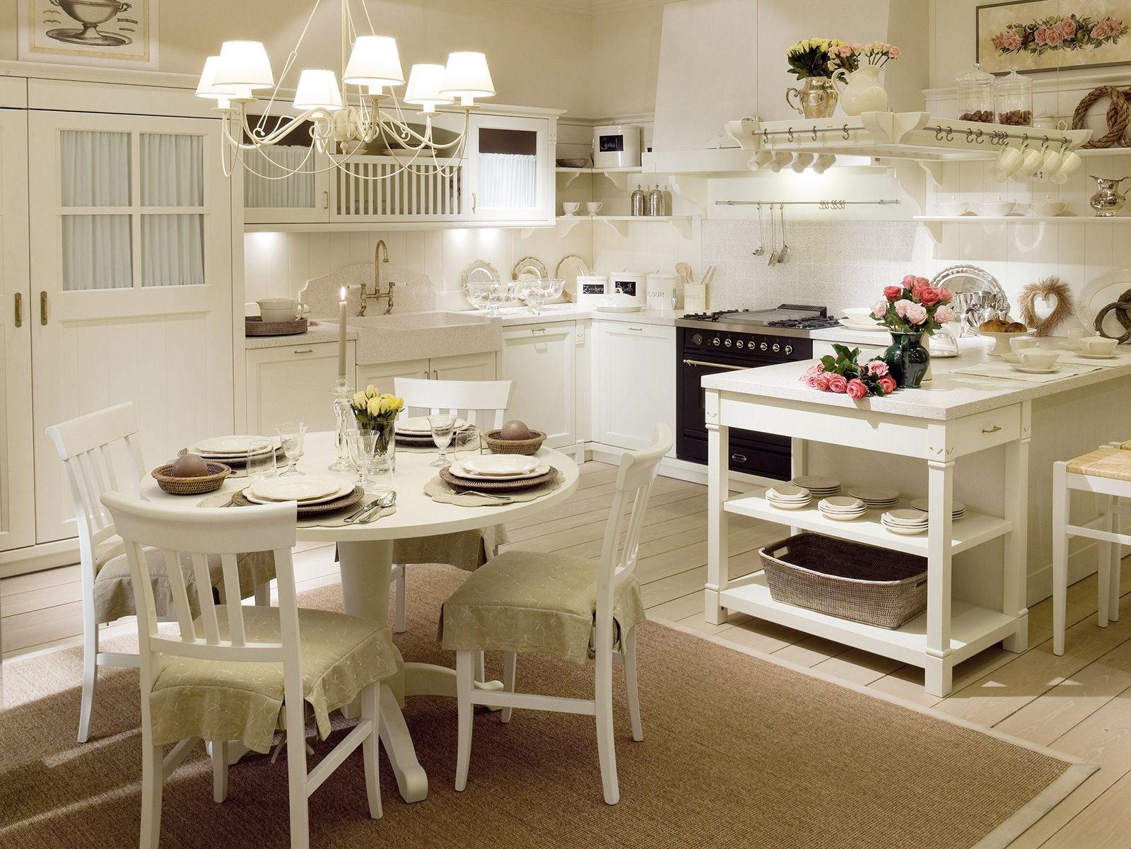table de cuisine à une jambe provence