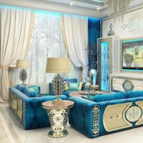 salon oriental photo