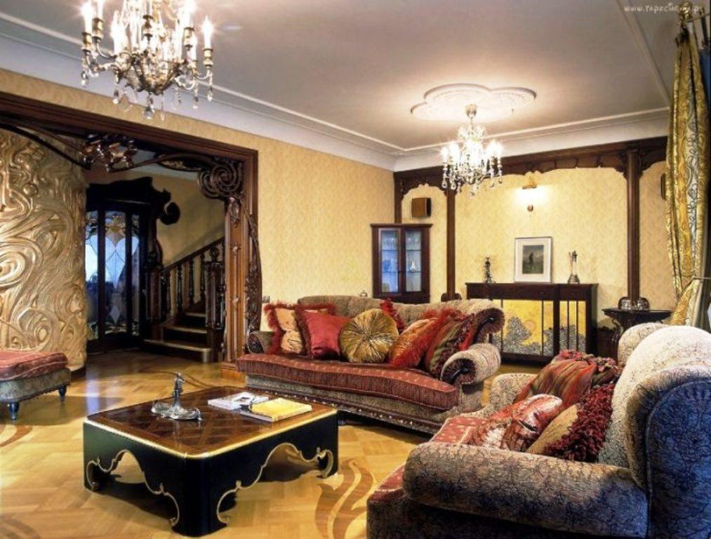 Salon de style turc