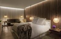 פמוט בעיצוב חדר השינה