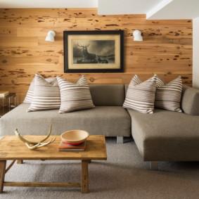 gỗ trong nội thất