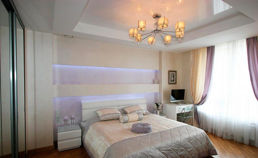 conception de plafond de chambre
