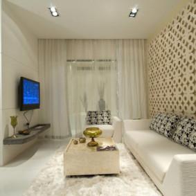 Thiết kế một căn phòng nhỏ với màu sắc tươi sáng
