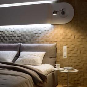 Éclairage tête de lit LED