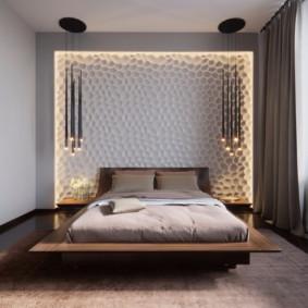 Design de chambre aux couleurs pastel