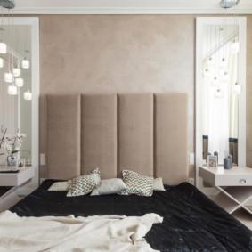 Suspensions sur miroirs rectangulaires