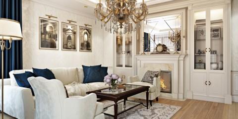 salon de style classique