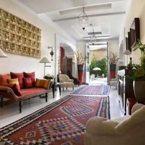 décoration photo salon oriental