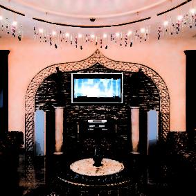 idées de décoration de salon oriental
