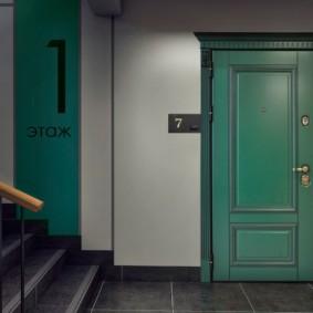 comment choisir la porte d'entrée de l'aperçu de l'appartement