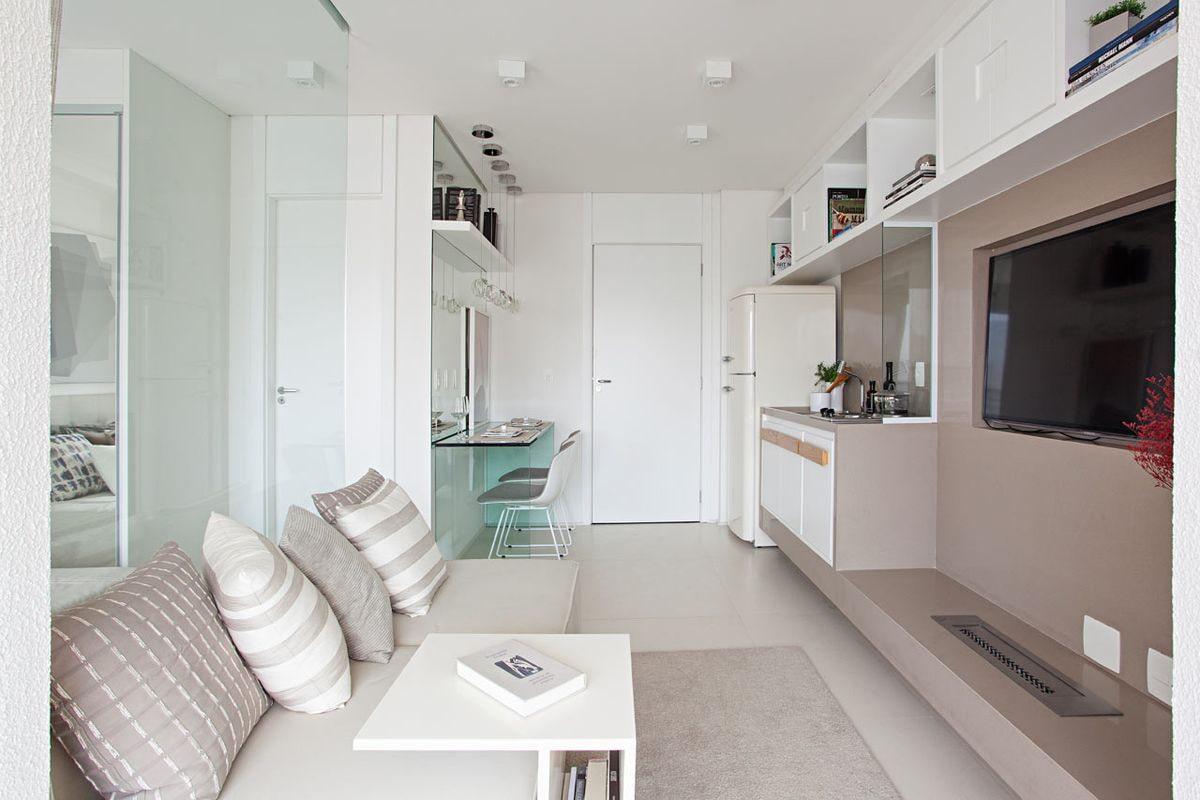 appartement de 35 m² design