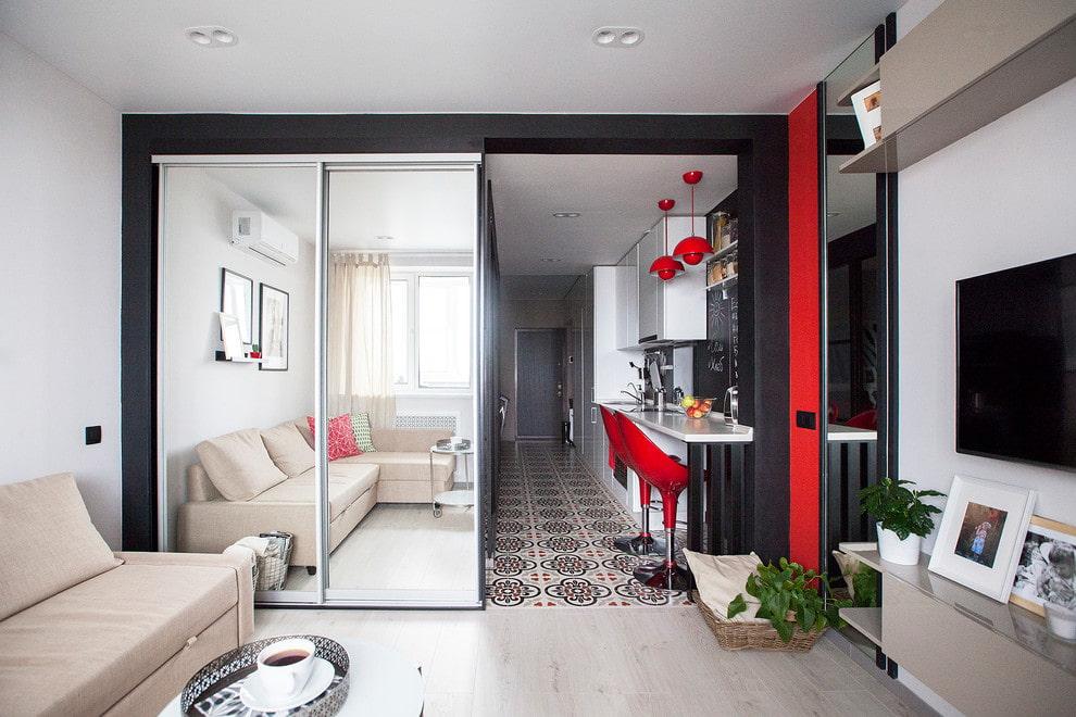 appartement de 35 m² idées photo