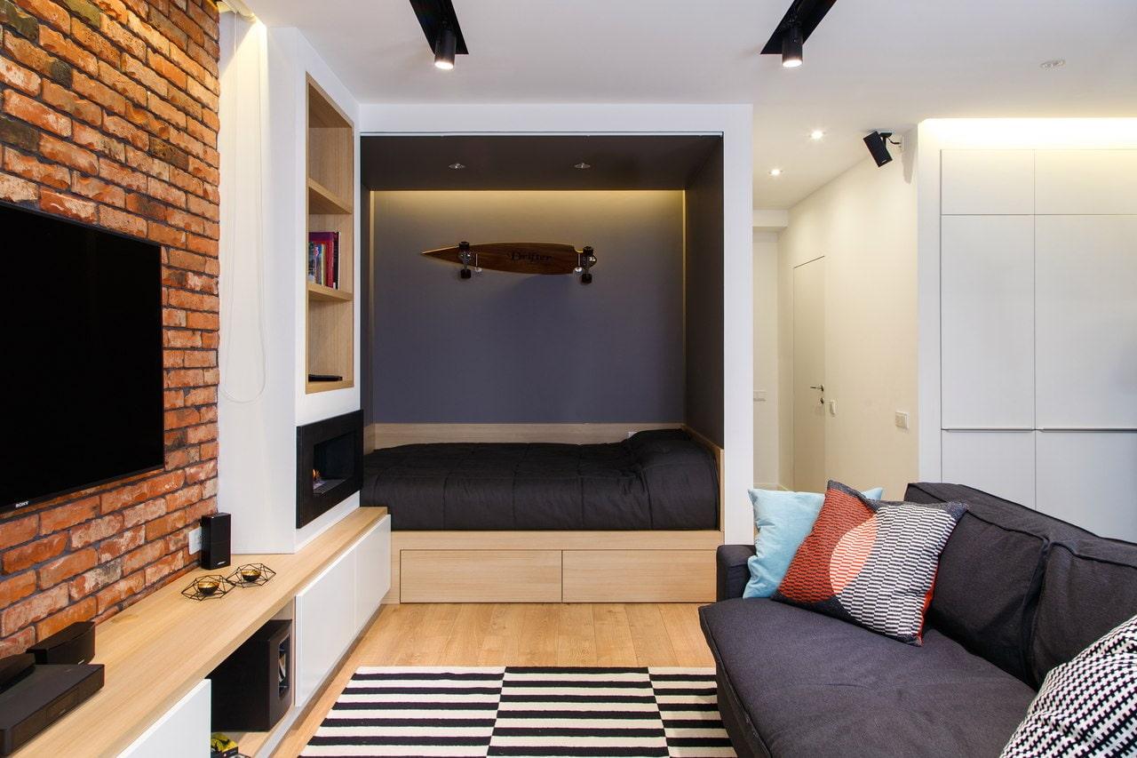 appartement de 35 m² photo