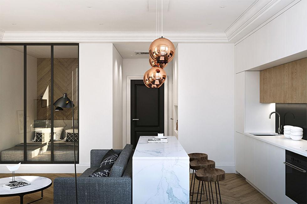appartement de 35 m2