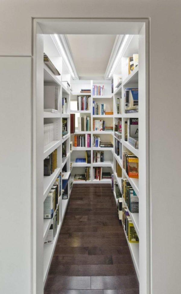 petite bibliothèque garde-manger