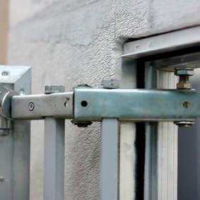 Réglage de la position de la porte de la trappe de pression