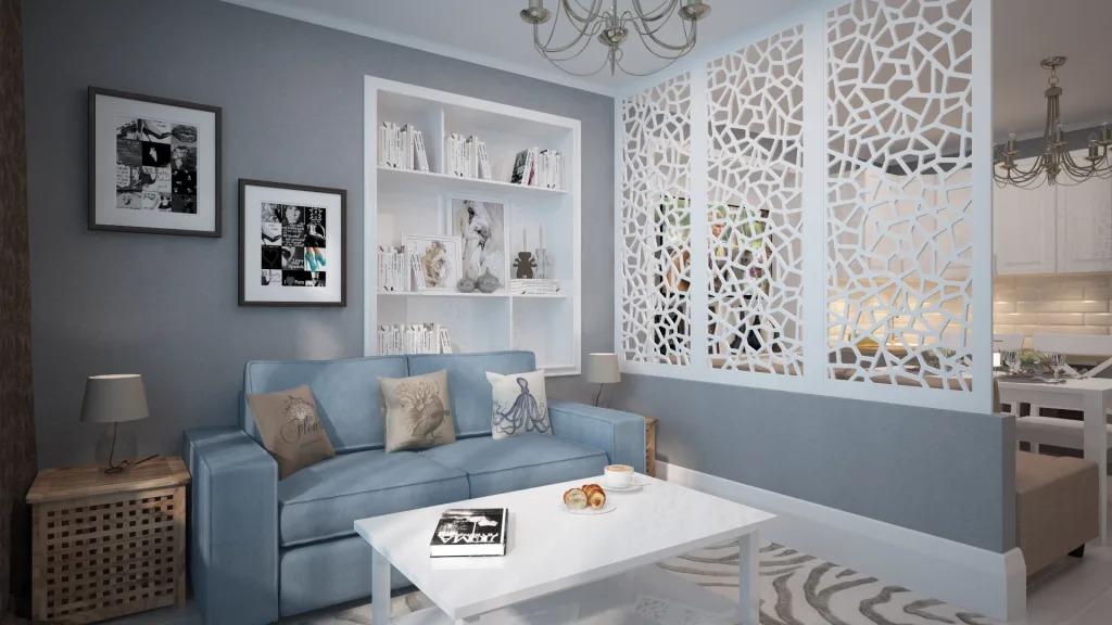 décoration murale de salon