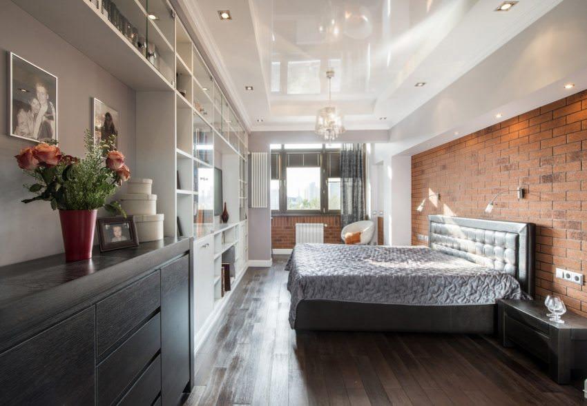 plafonds suspendus dans les idées de conception de la chambre