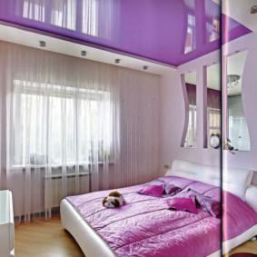 plafonds suspendus dans la chambre design photo
