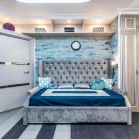 Idées de décoration de chambre à coucher en placoplâtre